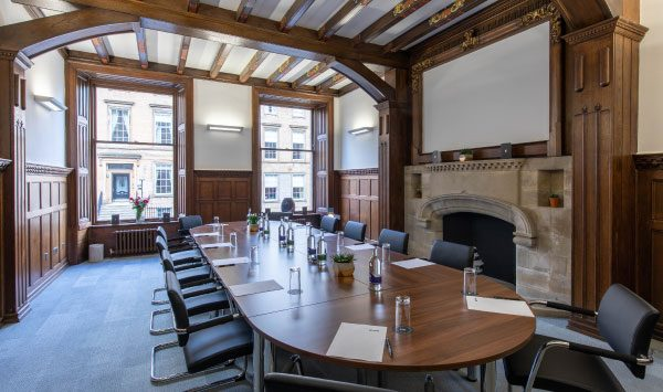 Graft | Office Lease Glasgow | Boardroom